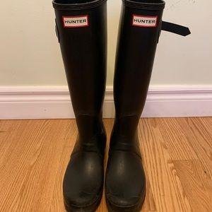 Rubber Rain Boots (HUNTER)